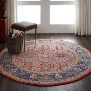 Ankara Global rug in red | Persian Rugs | Turkish Rugs | Rug & Table Shop Halifax West Yorkshire | 01422 414459