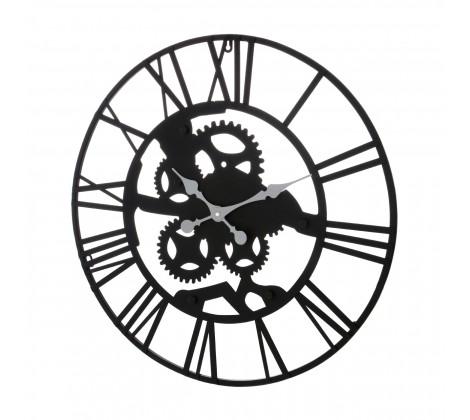 grind wall clock