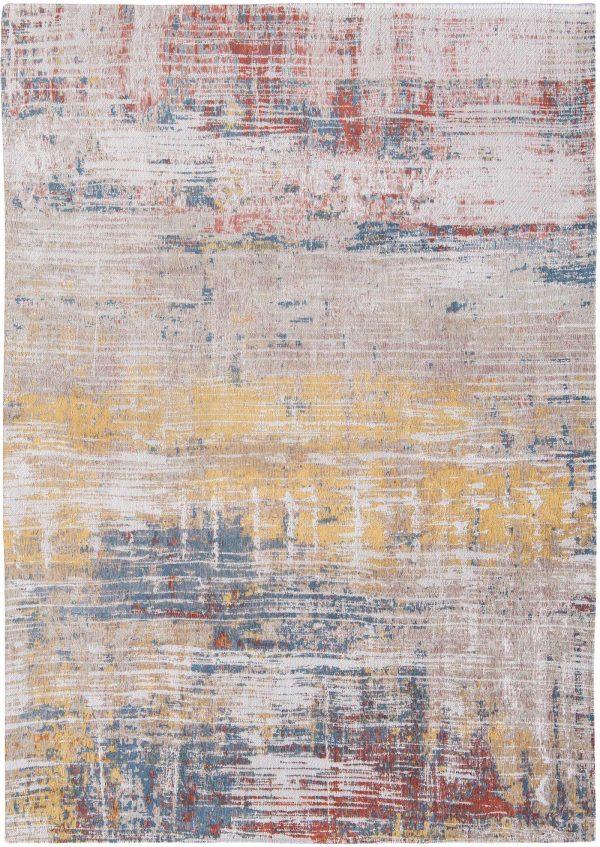 Streaks rug in colour montauk multi