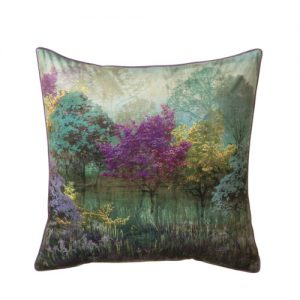 tree pattern whisper cushion