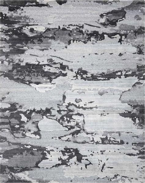 Divine rug in colour smoke