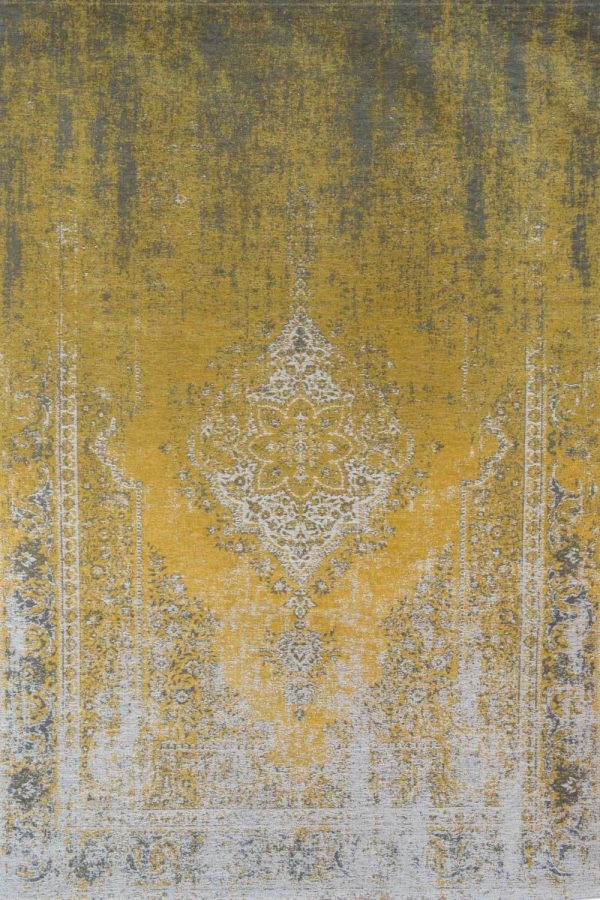 geneartion rug in colour yuzu cream