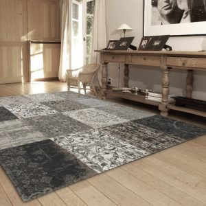 Louis De Poortere Rugs | Vintage Multi Louis De Poortere Rug | Rug & Table Shop Halifax West Yorkshire | 01422 414459 | Vintage multi rug
