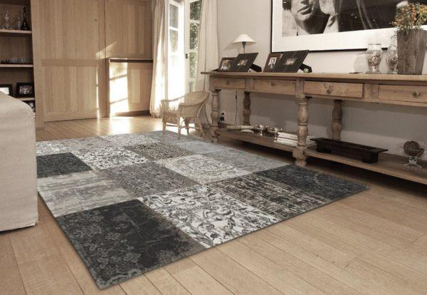 Louis De Poortere Rugs | Vintage Multi Louis De Poortere Rug | Rug & Table Shop Halifax West Yorkshire | 01422 414459 | Vintage multi rug