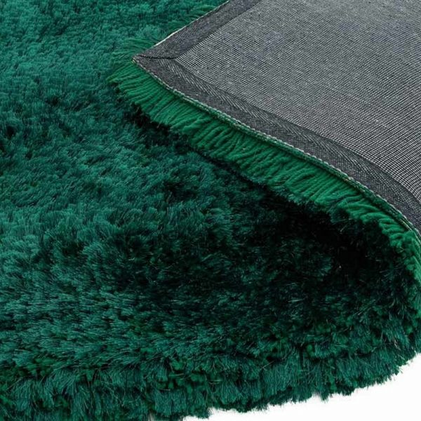 Shaggy Rugs   Deep Pile Rugs   Rug & Table Shop Halifax West Yorkshire   01422 414459   Plush Emerald Rug