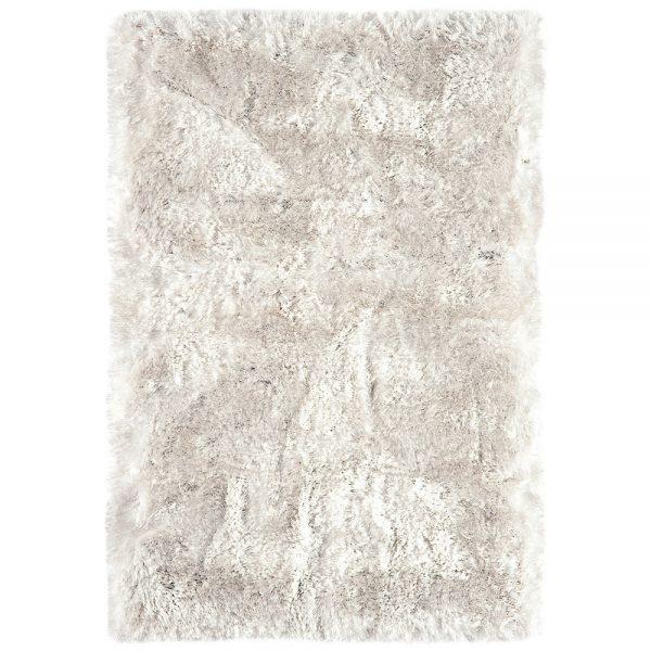 White Plush Rug   Shaggy Rugs   Deep Pile Rugs   Rug & Table Shop Halifax West Yorkshire   01422 414459  