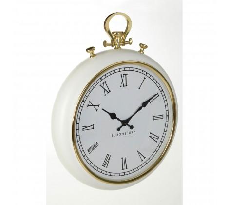 Pocket Style Wall Clock side