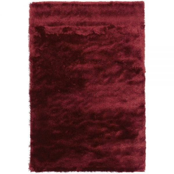 Shaggy Rugs | Deep Pile Rugs | Rug & Table Shop Halifax West Yorkshire | 01422 414459 | Mars Red Rug