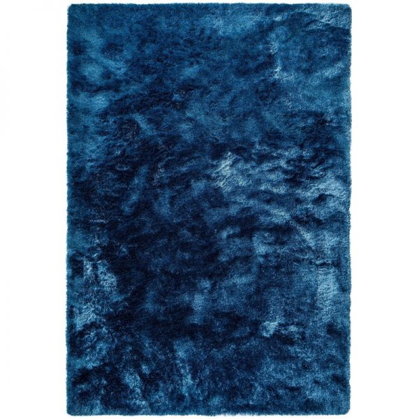 Shaggy Rugs | Deep Pile Rugs | Rug & Table Shop Halifax West Yorkshire | 01422 414459 | Navy Blue Rug