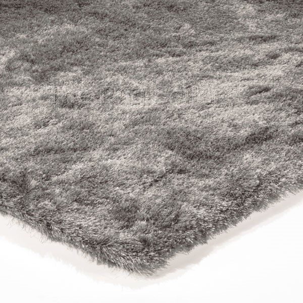 Shaggy Rugs | Deep Pile Rugs | Rug & Table Shop Halifax West Yorkshire | 01422 414459 | Tungsten Grey Rug