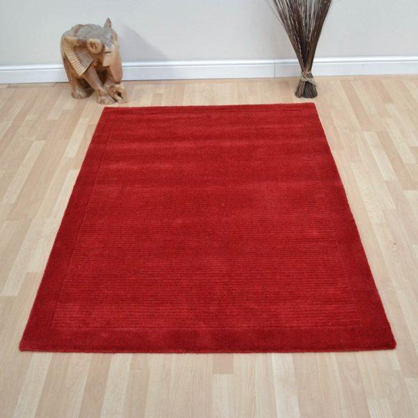 Poppy Red Rug