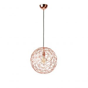 Mesh Medium Copper Pendant Lamp