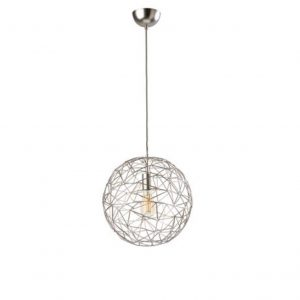 Mesh medium Satin Pendant Lamp