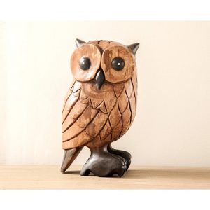 Owl 36cm decor