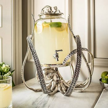 Octopus Beverage Dispenser